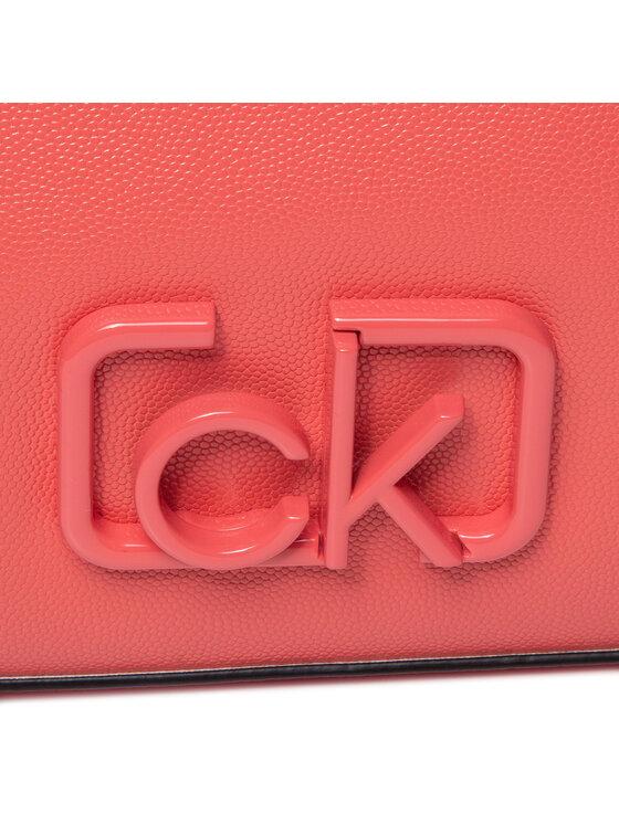 Calvin Klein Calvin Klein Torebka Signature Ew Cossbody K60K606504 Czerwony