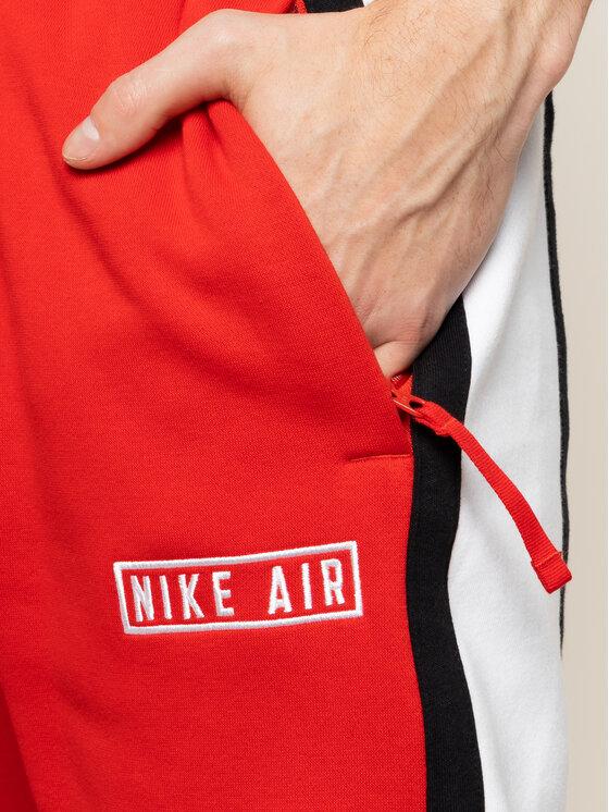 NIKE NIKE Sportinės kelnės Air Fleece BV5147 Raudona Standard Fit