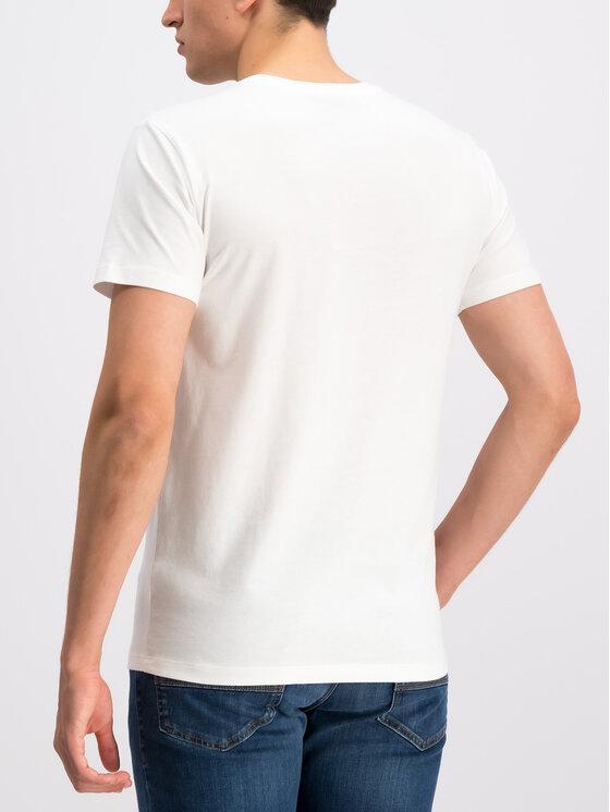Trussardi Trussardi T-shirt 52T00275 Bianco Regular Fit
