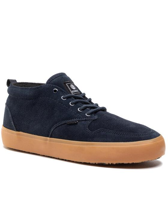 Element Laisvalaikio batai Preston 2 U6PT21-01A-3556 Tamsiai mėlyna
