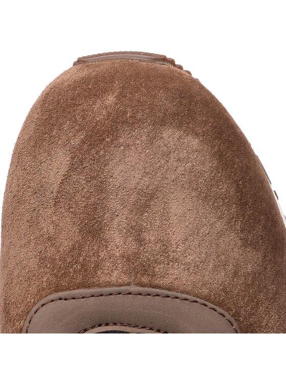 Pepe Jeans Pepe Jeans Laisvalaikio batai Tinker Pro-Boot PMS30490 Ruda