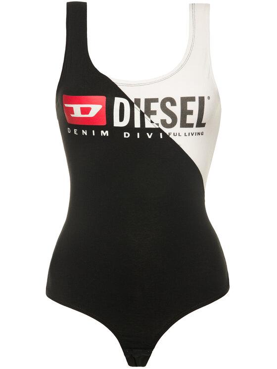 Diesel Diesel Glaustinukė Uftk-Body 00SMVD 0NAXP Juoda Slim Fit