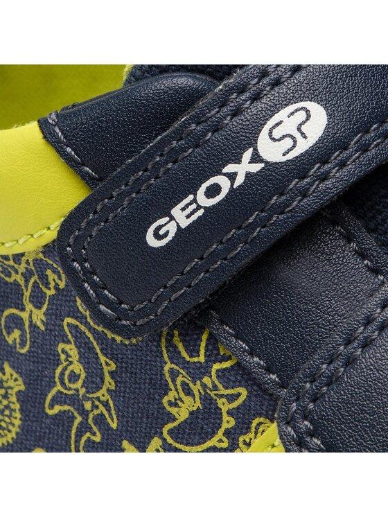 Geox Geox Sneakersy B Ethan B. B B821PB 01054 C0749 M Granatowy