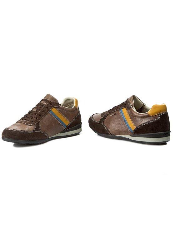 Geox Geox Sneakers U Xenon B U44Z6B 0CL22 C6006 Maro