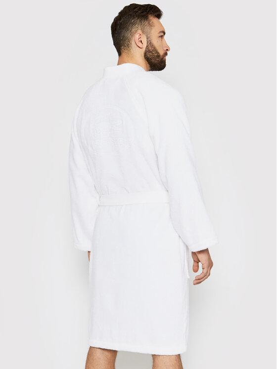 Lacoste Lacoste Szlafrok LDEFILE Biały