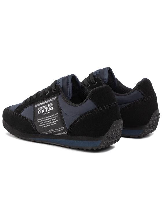 Versace Jeans Couture Versace Jeans Couture Laisvalaikio batai E0YUBSE4 Tamsiai mėlyna