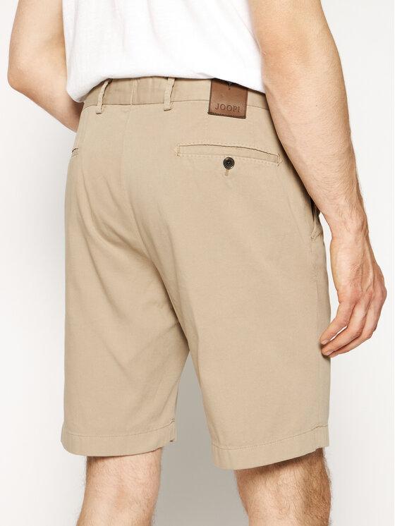 JOOP! Joop! Short en tissu 30015611 Beige Regular Fit