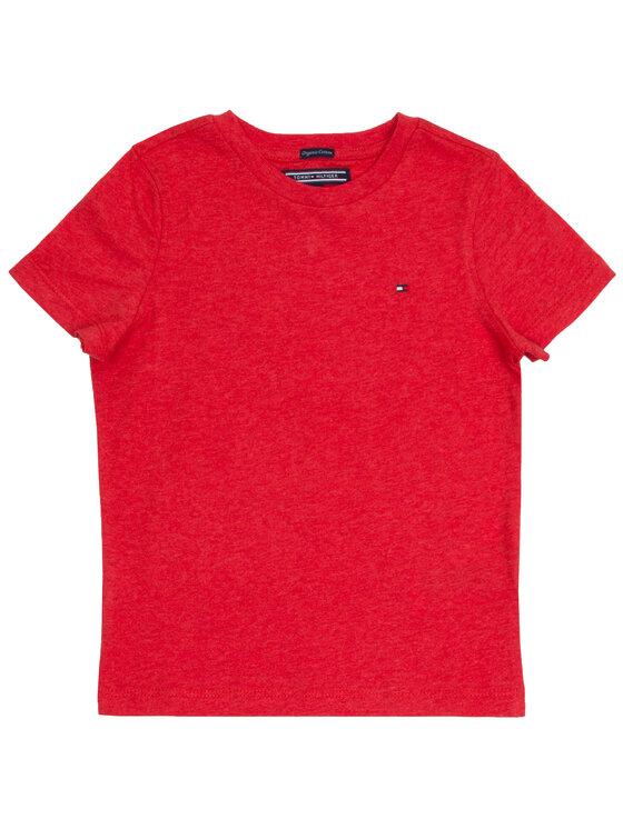 Tommy Hilfiger Tommy Hilfiger T-shirt KB0KB04140 D Noir Regular Fit