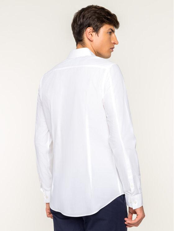 Calvin Klein Jeans Calvin Klein Jeans Cămașă J30J312439 Alb Slim Fit