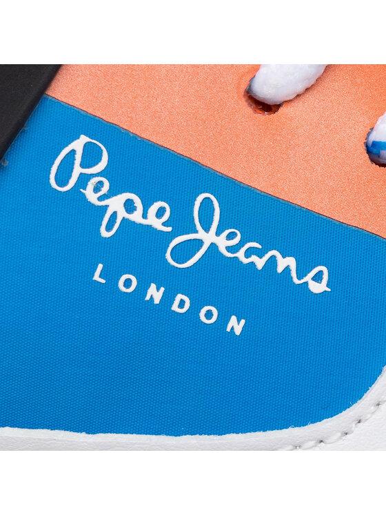 Pepe Jeans Pepe Jeans Sneakersy David Tech PBS30396 Barevná