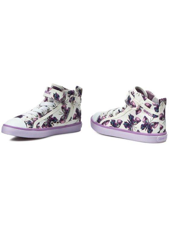 Geox Geox Sneakers J Ciak G. C J6204C 000AN C1000 Λευκό