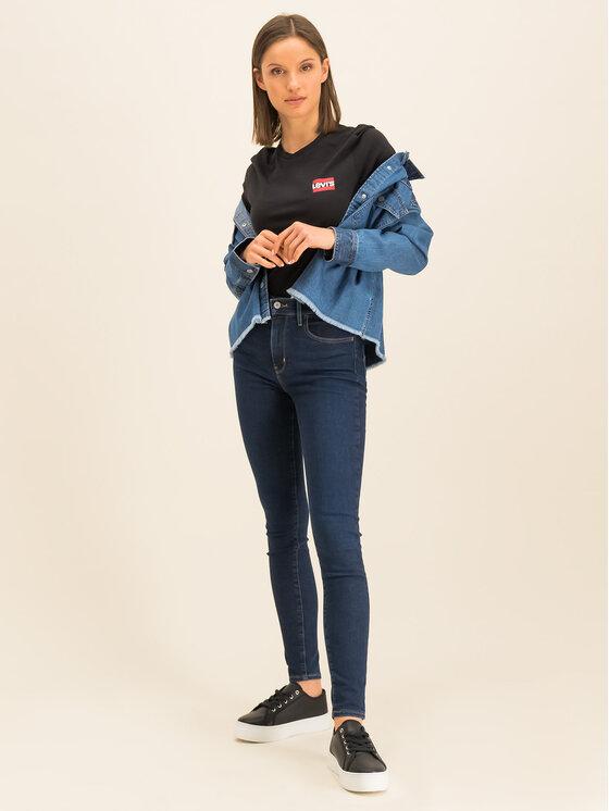 Levi's® Levi's® Дънки 720™ High Rise 52797-0002 Тъмносин Super Skinny Fit