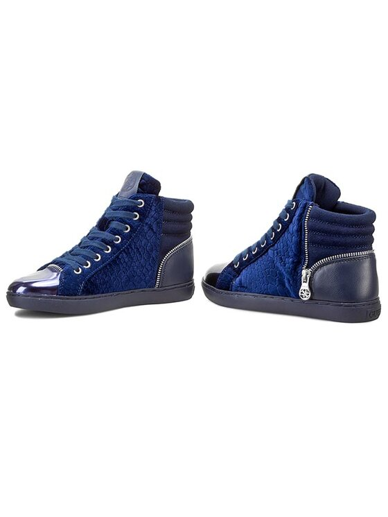 Guess Guess Sneakersy Rizel2 FL4RI2 FAP12 Granatowy