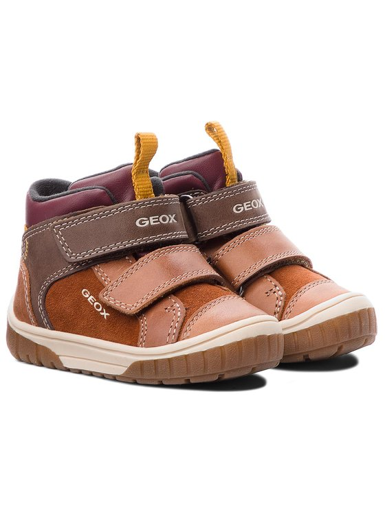 Geox Geox Обувки B Omar B. B B84D8B 0CL22 C6A6F M Кафяв