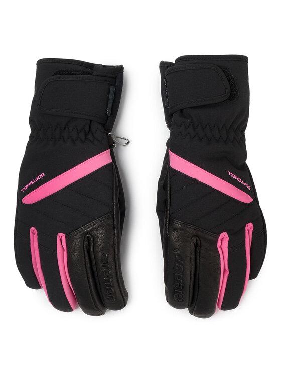 Ziener Slidinėjimo pirštinės Kasada As(R) Lady Glove 191105 Juoda