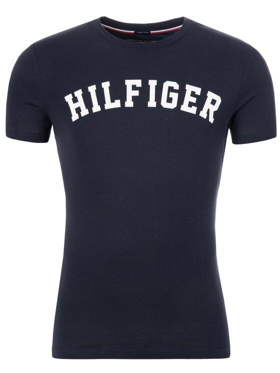 Tommy Hilfiger Tommy Hilfiger Tričko UM0UM00054 Tmavomodrá Regular Fit