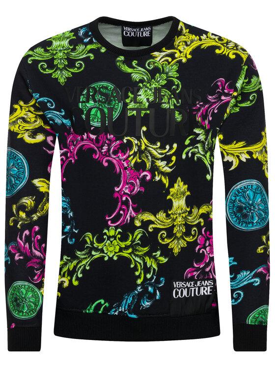 Versace Jeans Couture Versace Jeans Couture Sweatshirt B7GUB7FA Multicolore Regular Fit