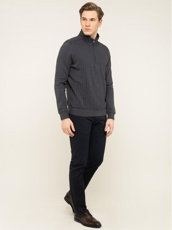 Pierre Cardin Pierre Cardin Golf 58082/000/92438 Szary Regular Fit