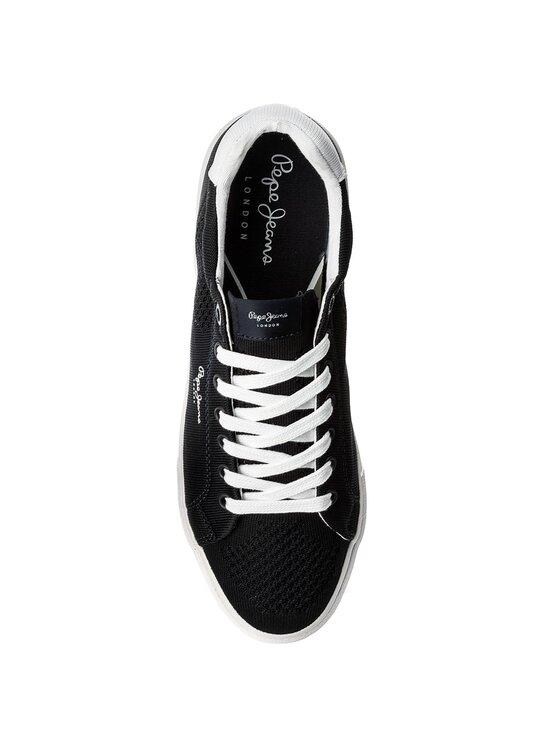 Pepe Jeans Pepe Jeans Sneakers aus Stoff Nate Summer PMS30402 Dunkelblau