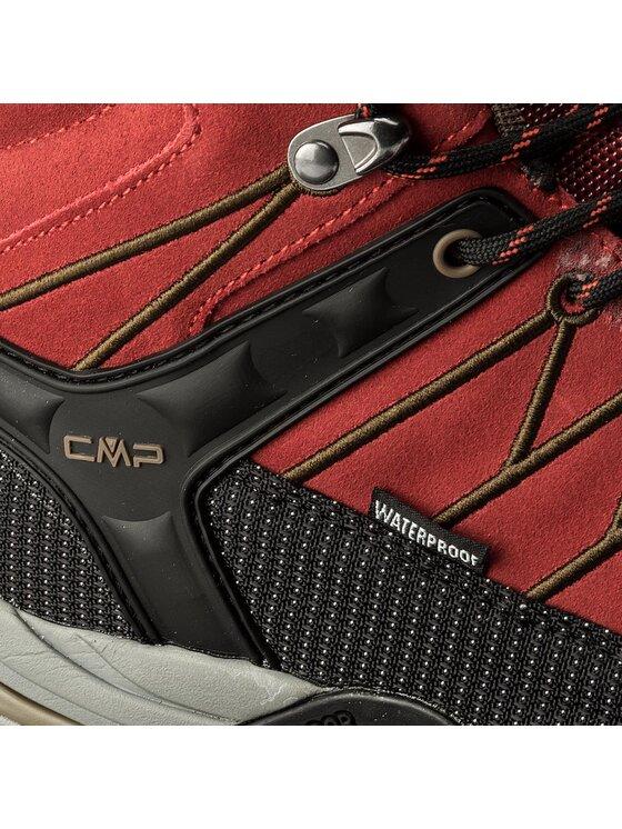 CMP CMP Trekkingschuhe Rigel Mid Trekking Shoes Wp 3Q12947 Rot
