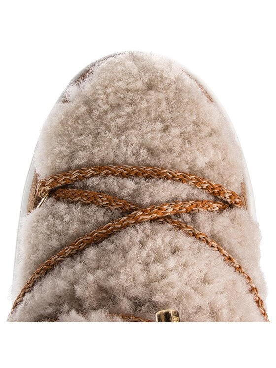 Moon Boot Moon Boot Stivali da neve Pulse Mid Wool 24103300001 Grigio