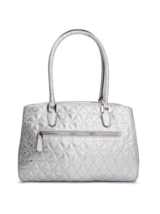 Guess Guess Handtasche Tabbi (MY) HWMY71 81080 Silberfarben