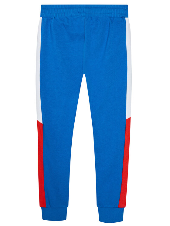 Diadora Diadora Spodnie dresowe Diadora Club 102.177129 Niebieski Regular Fit