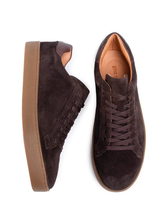 Gino Rossi Gino Rossi Sneakersy MI07-A973-A802-06 Brązowy