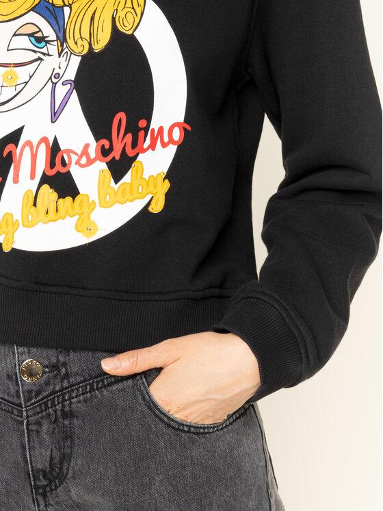 LOVE MOSCHINO LOVE MOSCHINO Суитшърт W630629M 4068 Regular Fit