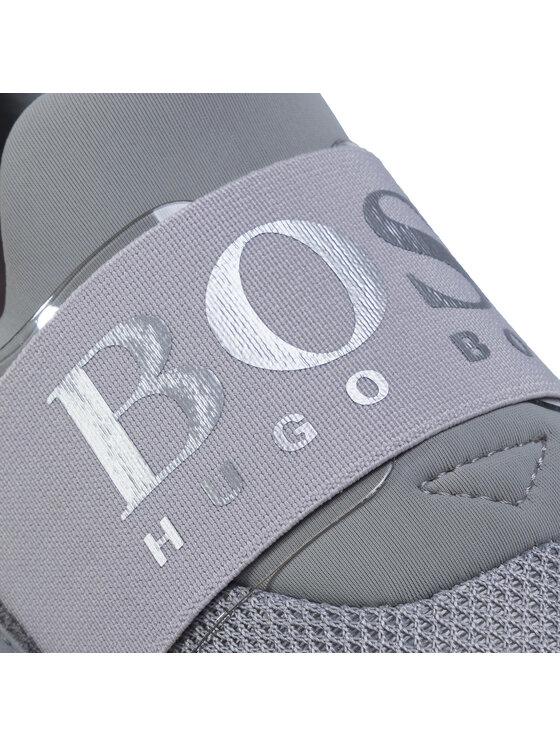Boss Boss Sneakersy J29J93 D Szary