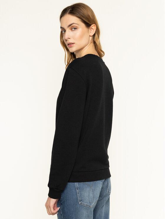 Trussardi Jeans Trussardi Jeans Μπλούζα 56F00092 Μαύρο Regular Fit