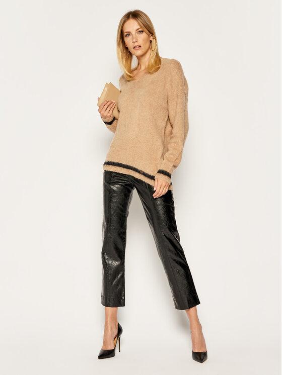 Calvin Klein Calvin Klein Sweater K20K201472 Barna Regular Fit