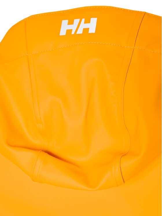 Helly Hansen Helly Hansen Komplet przeciwdeszczowy Moss 40384 Żółty Regular Fit