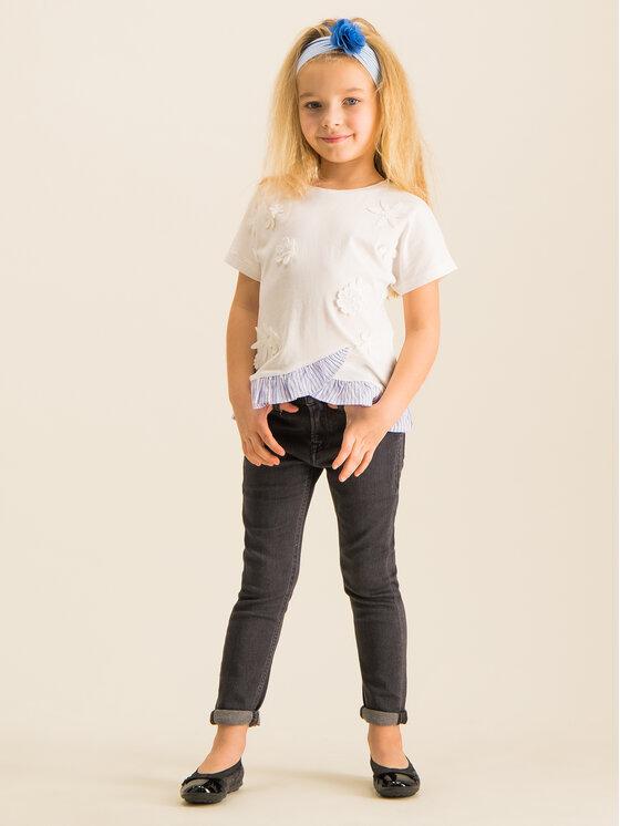 Primigi Primigi T-shirt Free Spirt 43222531 Blanc Regular Fit