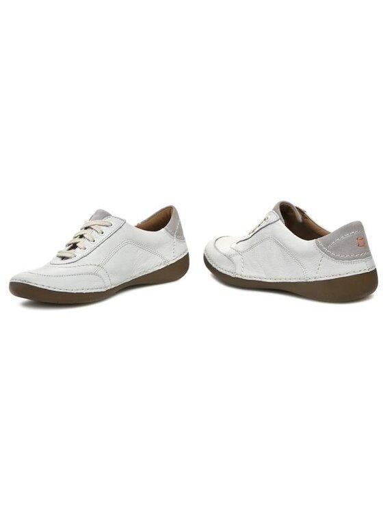 Clarks Clarks Chaussures basses Fashion Glitz 203580314 Blanc