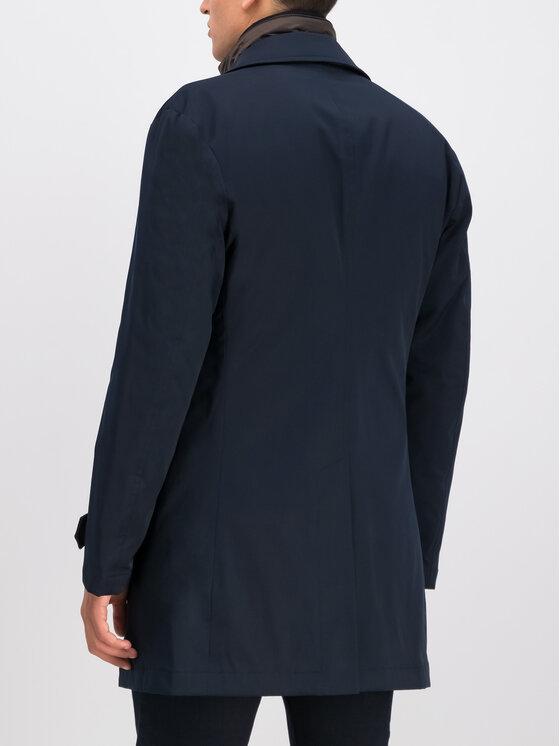 Joop! Joop! Manteau d'hiver 30017270 Bleu marine Regular Fit