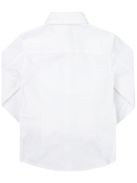 Calvin Klein Jeans Calvin Klein Jeans Marškiniai Essential Poplin Shirt IB0IB00366 Balta Regular Fit