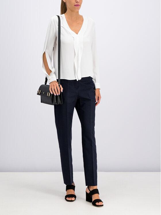 MAX&Co. MAX&Co. Spodnie materiałowe 71340619 Granatowy Regular Fit