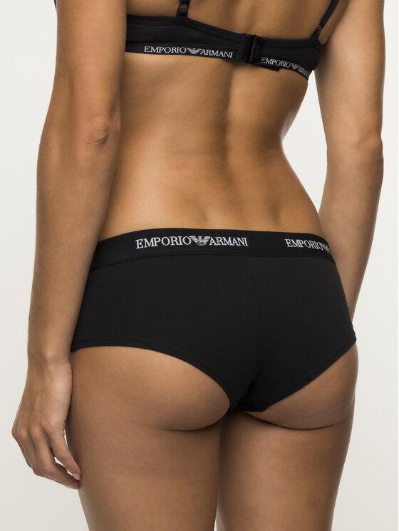 Emporio Armani Underwear Emporio Armani Underwear Set 2 perechi de boxeri 163263 CC317 07320 Negru