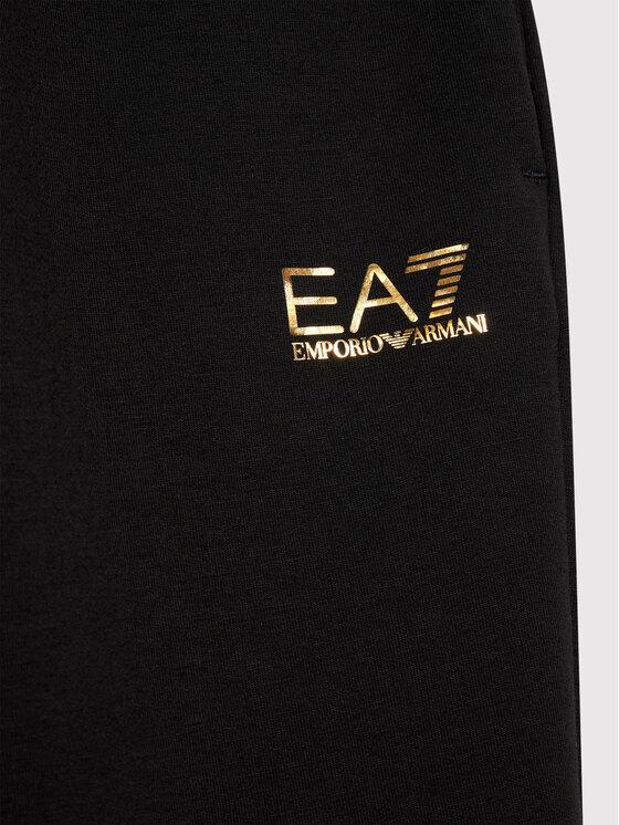 EA7 Emporio Armani EA7 Emporio Armani Dres 6KFV52 FJ31Z 24BD Kolorowy Regular Fit