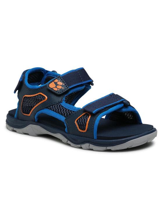 Jack Wolfskin Basutės Taraco Beach Sandal K 4039531 Tamsiai mėlyna