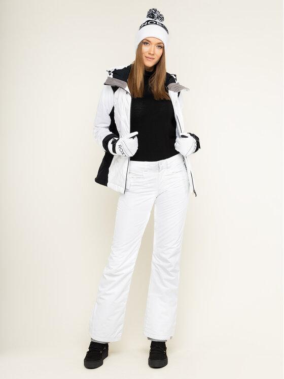 Roxy Roxy Slidinėjimo pirštinės ERJHN03136 Balta