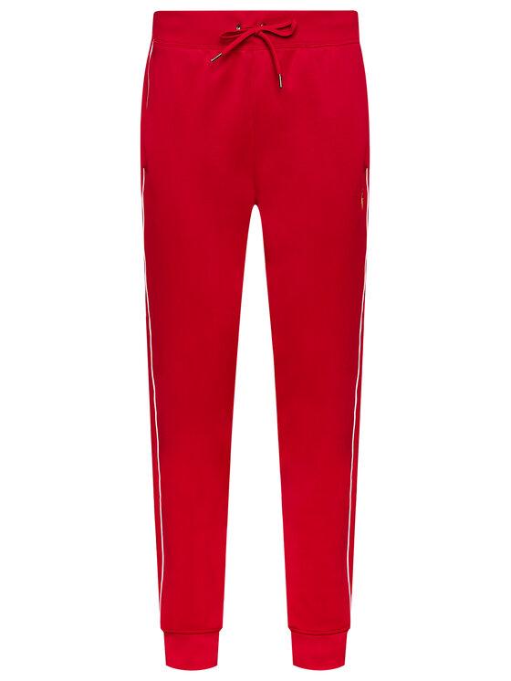 Polo Ralph Lauren Polo Ralph Lauren Spodnie dresowe Lunar New Year 710828373001 Czerwony Regular Fit
