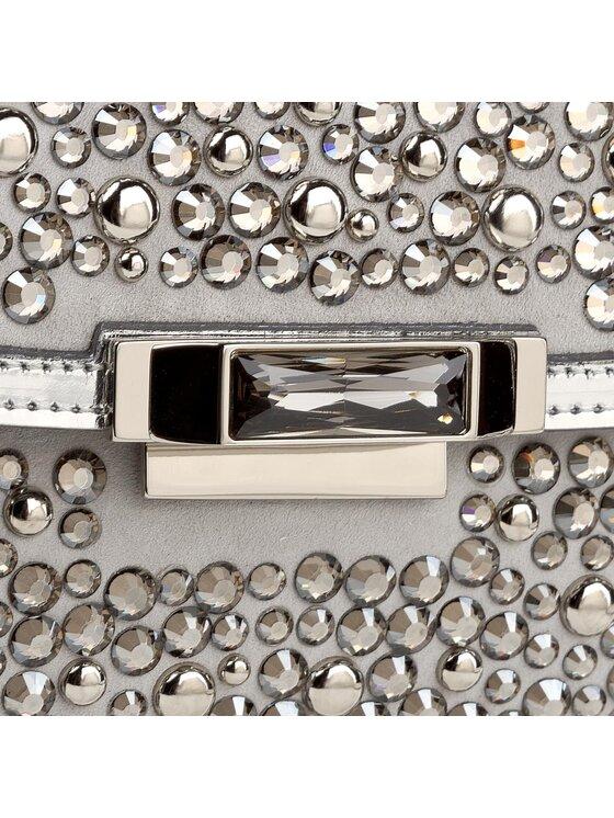 Loriblu Loriblu Handtasche E8B 0179 Silberfarben
