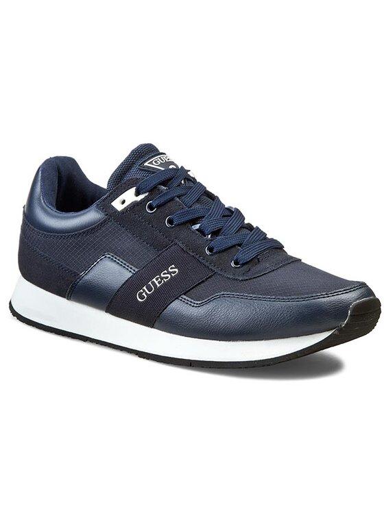 Guess Guess Laisvalaikio batai Nicolas2 FM2NI2 FAB12 Mėlyna