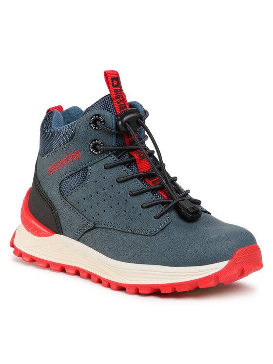 BIG STAR Auliniai batai GG374051 Tamsiai mėlyna