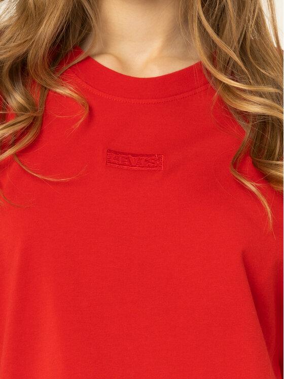 Levi's® Levi's® Тишърт Graphic Varsity Tee 69973-0047 Червен Regular Fit