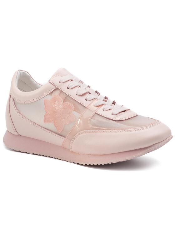Furla Furla Sneakersy Run Candy 1022865 S YC00 S93 Růžová