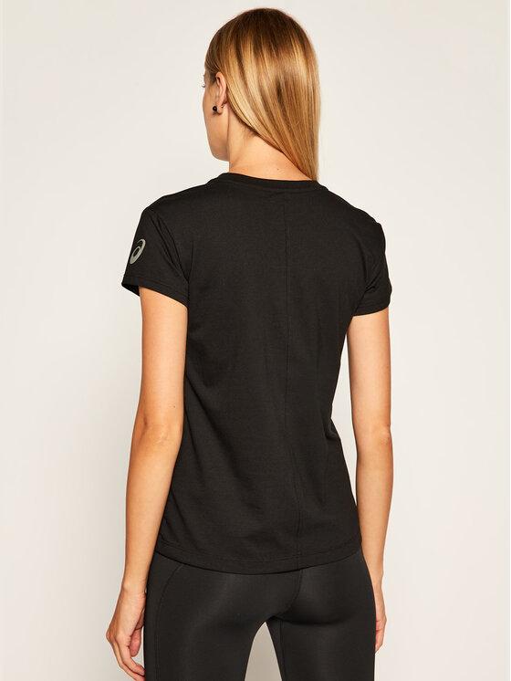 Asics Asics T-Shirt Katakana Graphic Tee 2032B756 Černá Regular Fit