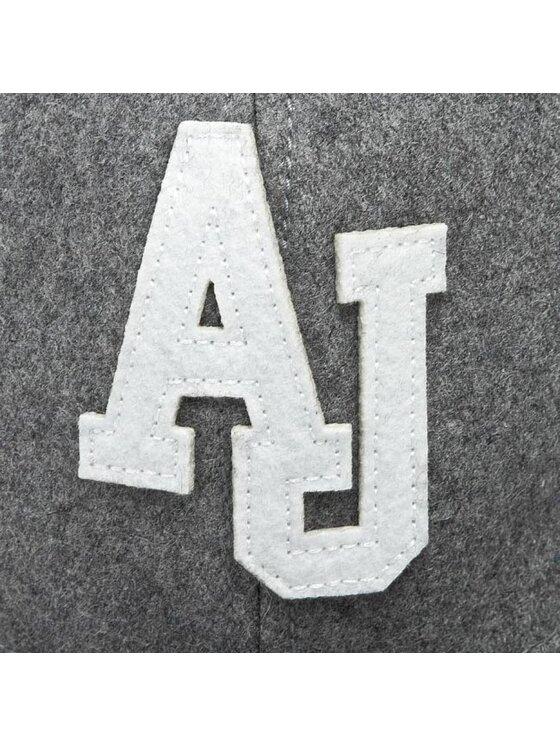Armani Jeans Armani Jeans Шапка с козирка B6416 U8 R2 Сив